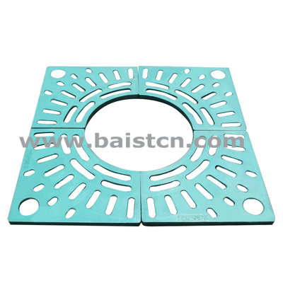 1000x1000mm Tree Grating With Good Qualit