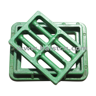 250x350mm A15 Water Grate With Anti-Corrosion