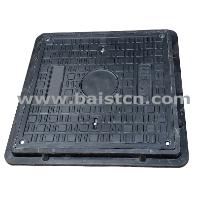 Composite Manhole Cover 600x600mm B125
