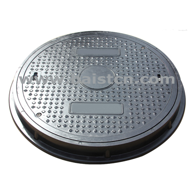 Composite Manhole Cover Clear Opening 650