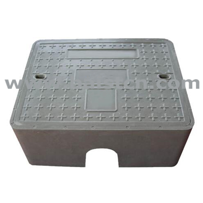655x525x30x300mm Water Meter Box With Cor