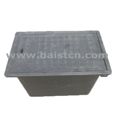 C/O 500x300x350mm Water Meter Box