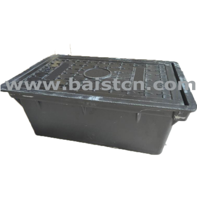 C/O 500x300x200mm Water Meter Box