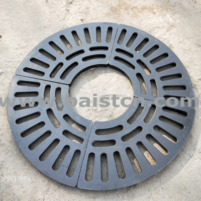 Round 850mm Composite Tree Grating