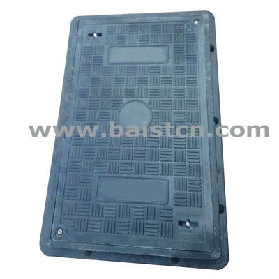 <b>SMC Manhole Cover 450x750mm B125</b>