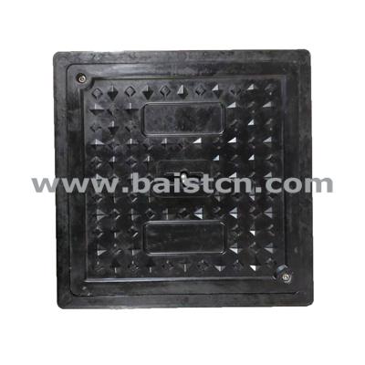SMC Manhole Cover 300x300mm C250