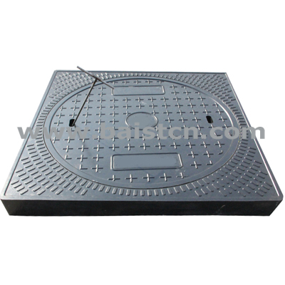 BMC Manhole Cover and Frame 800x800mm A70