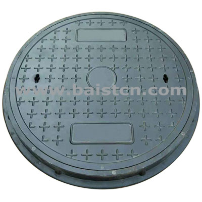 BMC Manhole CoverCircle 700x50mm Pass Loa