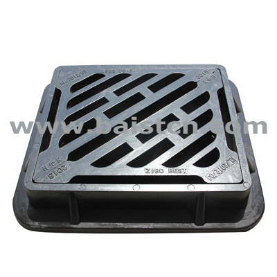 Gully Grating B200 432x517mm With High Strength