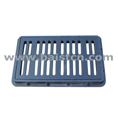 BMC Materials Water Grate 380x680x50mm