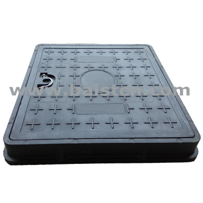 BMC Sewer Cover And Frame 500x500mm With