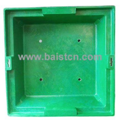 600x600mm Grass Basin Cover With Green Color