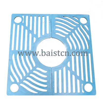 Composite Resin Tree Grate 840x840mm With Corrosion Resistan