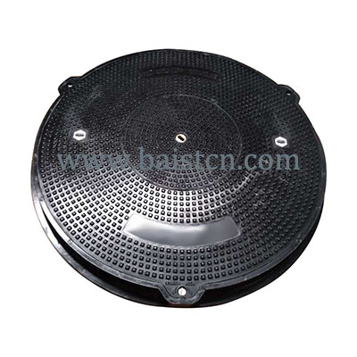SMC Round Manhole Cover 980mm D400 Sealin