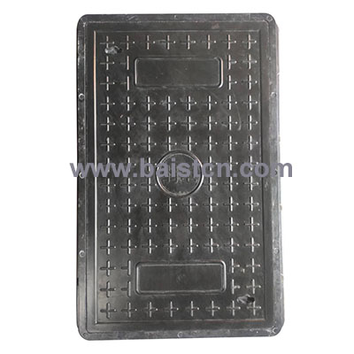 450x750mm BMC Manhole Cover Pedestrian Pl
