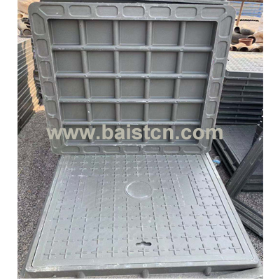 800x800x50mm BMC Manhole Cover Light Duty