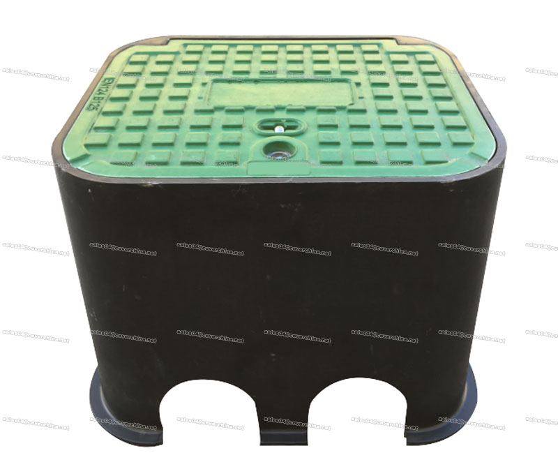 EN124 B125 SMC Water Meter Box