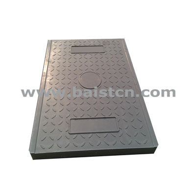 500x800mm Telecom Inspection Cover And Fr