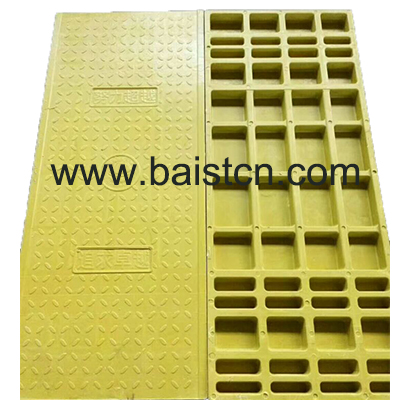 BMC Material 1500x500x50mm Electrical Cable Cover